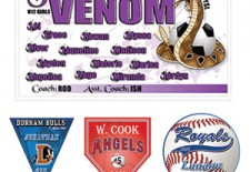 Sports Banners and Pennants